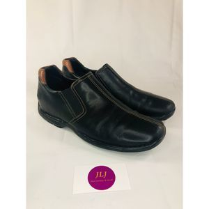 Cole Haan Zeno 2 Black Slip On Loafers Size 11